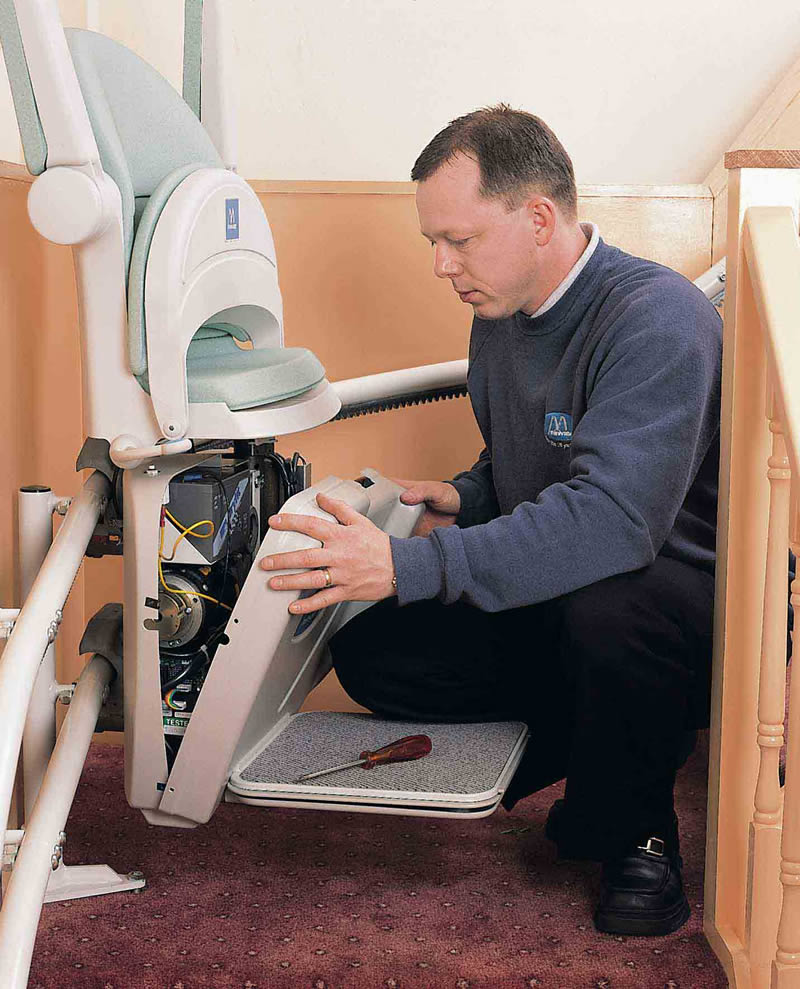 Charmant After Paying A Considerable Amount Of Money, Having Your Chair Stair Lifts  Installed The Last Thing You Want To Be Involved In Is A Costly Repair  Situation.