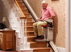 About electric stair chair acorn stairlifts advice for Motorized stair chair lift