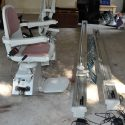 Two Acorn Superglide Stairlifts
